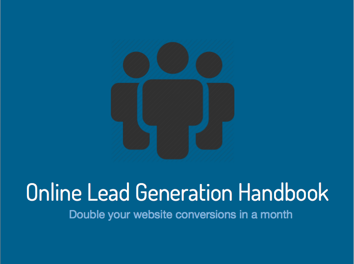 lead generation handbook for digital marketing