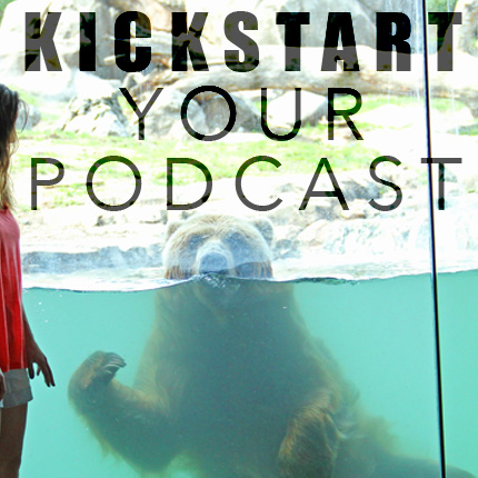 kickstart your podcast